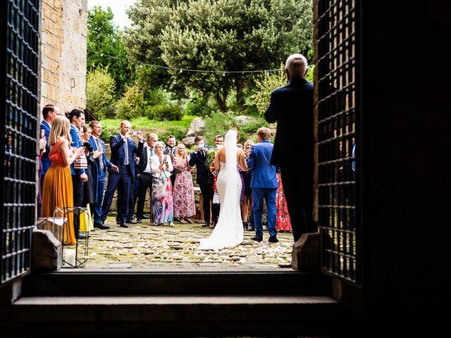 Il matrimonio di Anders e Alexandra a Tuscania, Viterbo 81