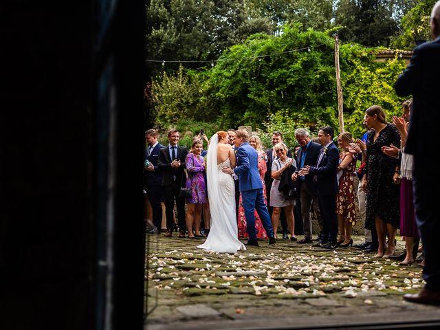 Il matrimonio di Anders e Alexandra a Tuscania, Viterbo 82