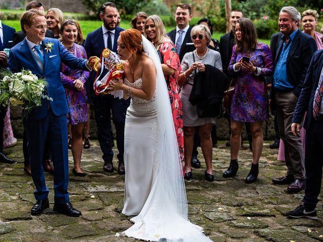 Il matrimonio di Anders e Alexandra a Tuscania, Viterbo 83