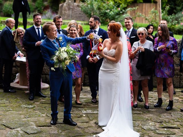 Il matrimonio di Anders e Alexandra a Tuscania, Viterbo 84