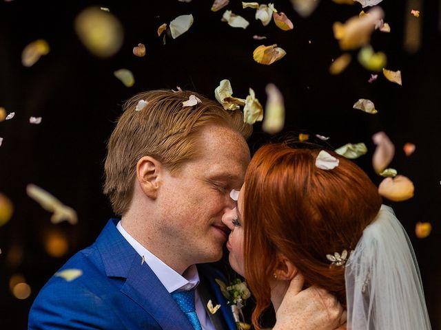 Il matrimonio di Anders e Alexandra a Tuscania, Viterbo 1