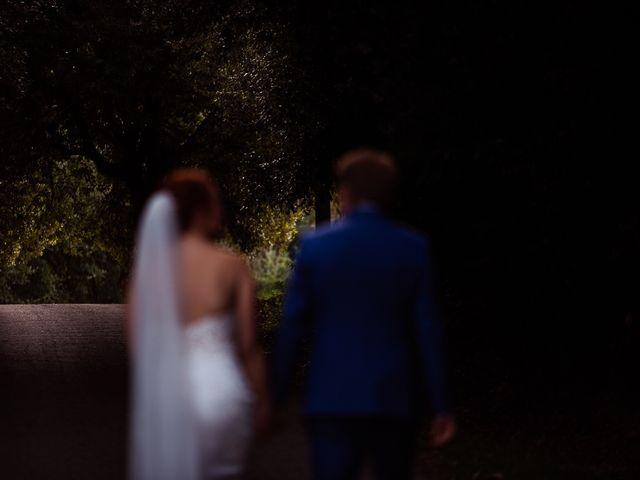 Il matrimonio di Anders e Alexandra a Tuscania, Viterbo 87