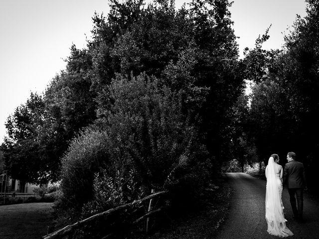Il matrimonio di Anders e Alexandra a Tuscania, Viterbo 88