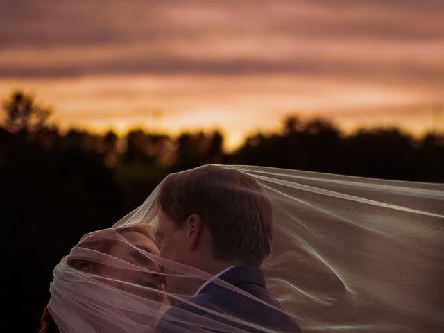 Il matrimonio di Anders e Alexandra a Tuscania, Viterbo 91