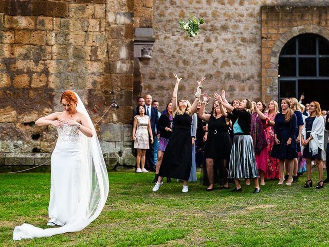 Il matrimonio di Anders e Alexandra a Tuscania, Viterbo 95