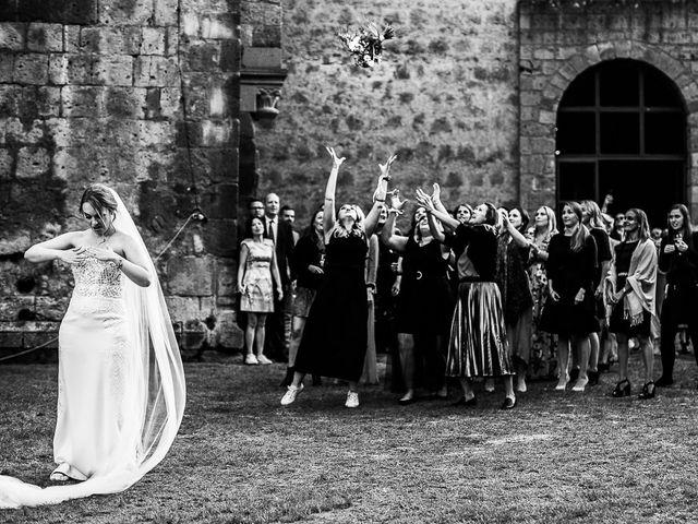 Il matrimonio di Anders e Alexandra a Tuscania, Viterbo 96