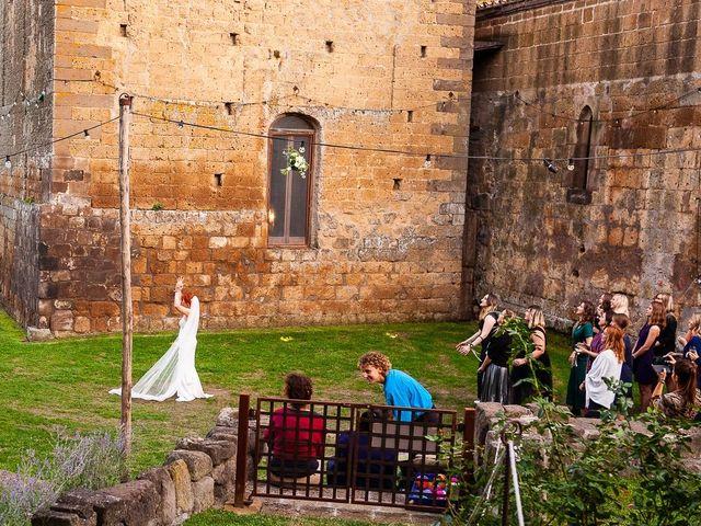 Il matrimonio di Anders e Alexandra a Tuscania, Viterbo 98