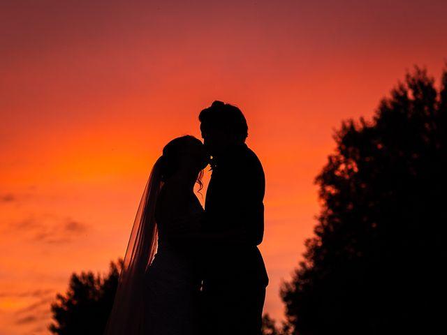 Il matrimonio di Anders e Alexandra a Tuscania, Viterbo 100