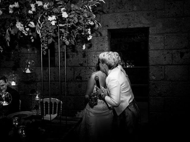 Il matrimonio di Anders e Alexandra a Tuscania, Viterbo 105