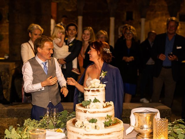Il matrimonio di Anders e Alexandra a Tuscania, Viterbo 117