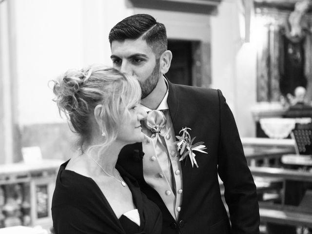 Il matrimonio di Italo e Enrica a Bracciano, Roma 28