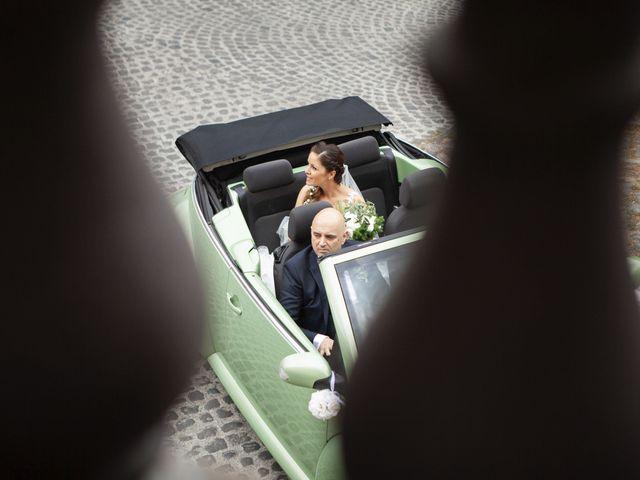 Il matrimonio di Italo e Enrica a Bracciano, Roma 31