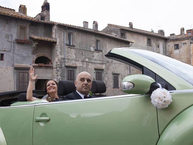 Il matrimonio di Italo e Enrica a Bracciano, Roma 30