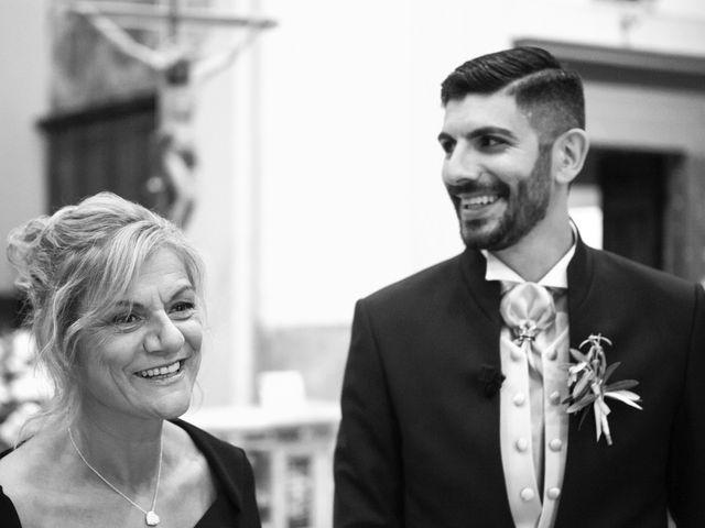Il matrimonio di Italo e Enrica a Bracciano, Roma 33