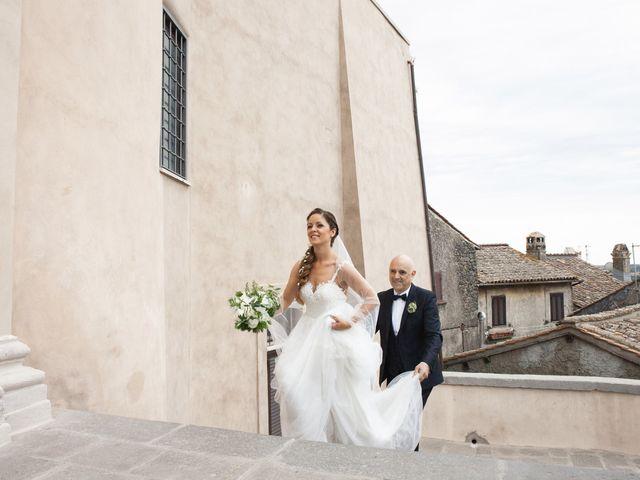 Il matrimonio di Italo e Enrica a Bracciano, Roma 34