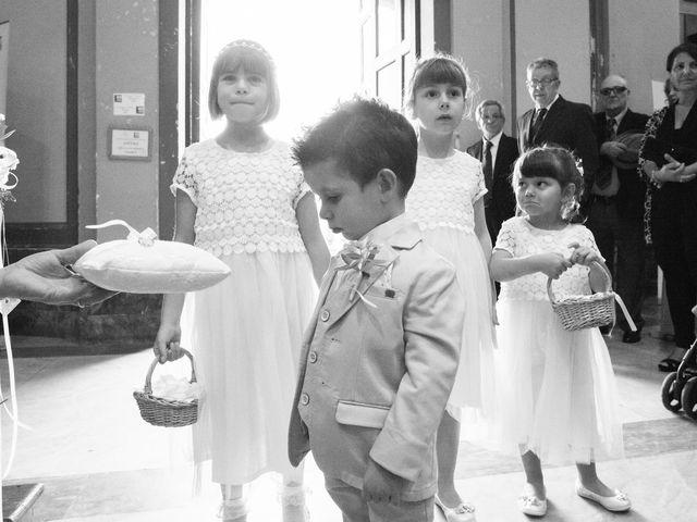 Il matrimonio di Italo e Enrica a Bracciano, Roma 35