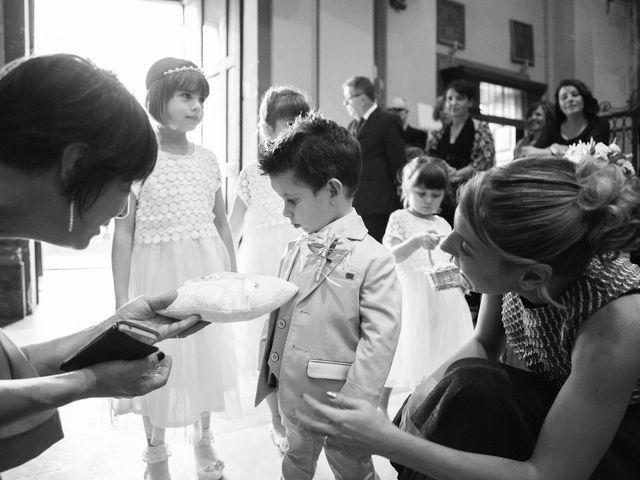 Il matrimonio di Italo e Enrica a Bracciano, Roma 1