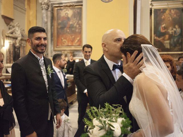Il matrimonio di Italo e Enrica a Bracciano, Roma 36