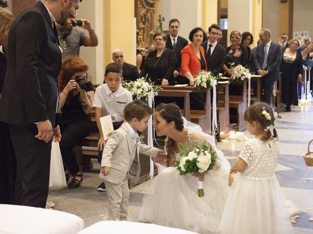 Il matrimonio di Italo e Enrica a Bracciano, Roma 37