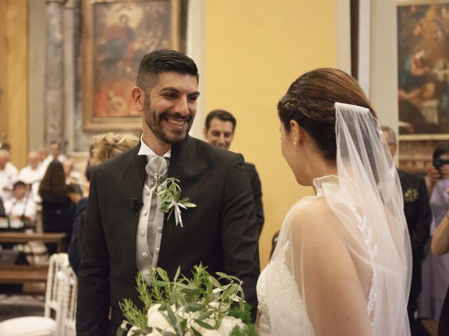 Il matrimonio di Italo e Enrica a Bracciano, Roma 38