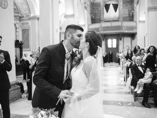 Il matrimonio di Italo e Enrica a Bracciano, Roma 41