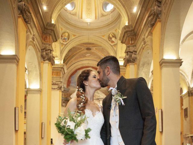 Il matrimonio di Italo e Enrica a Bracciano, Roma 43