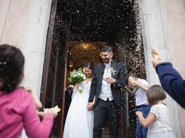 Il matrimonio di Italo e Enrica a Bracciano, Roma 45