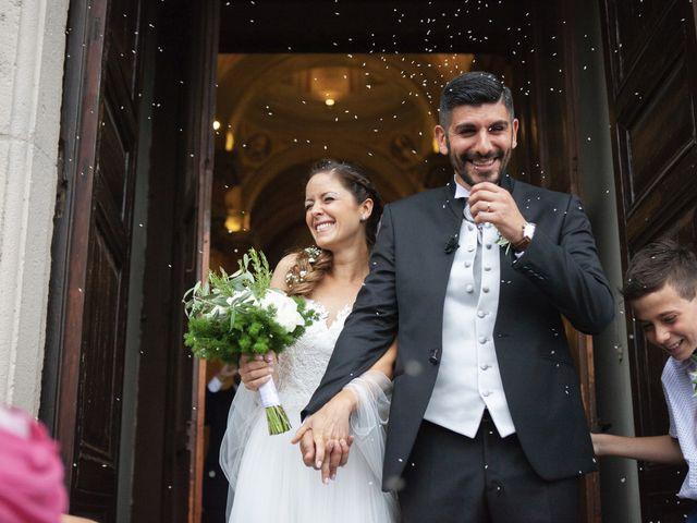 Il matrimonio di Italo e Enrica a Bracciano, Roma 46