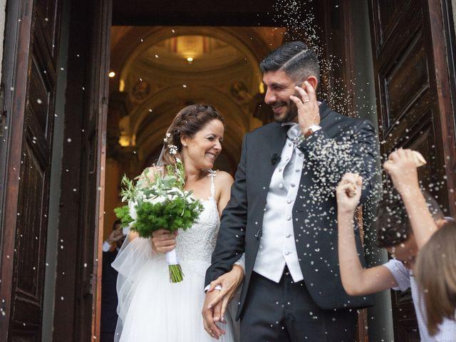 Il matrimonio di Italo e Enrica a Bracciano, Roma 49