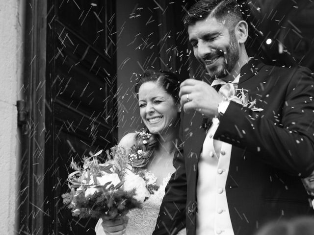 Il matrimonio di Italo e Enrica a Bracciano, Roma 47