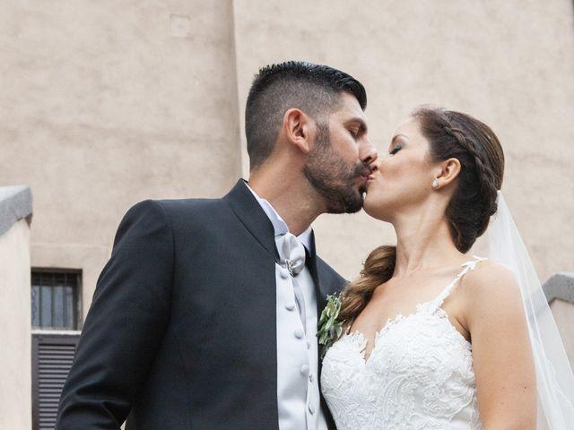Il matrimonio di Italo e Enrica a Bracciano, Roma 50