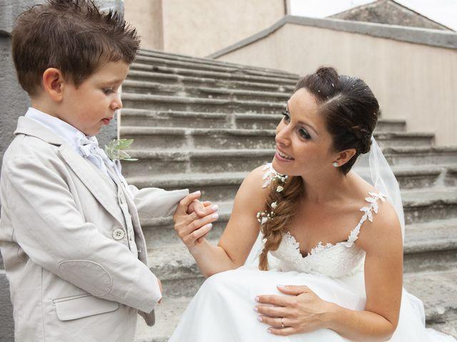 Il matrimonio di Italo e Enrica a Bracciano, Roma 52