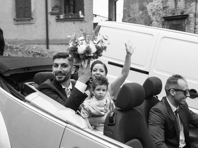 Il matrimonio di Italo e Enrica a Bracciano, Roma 53