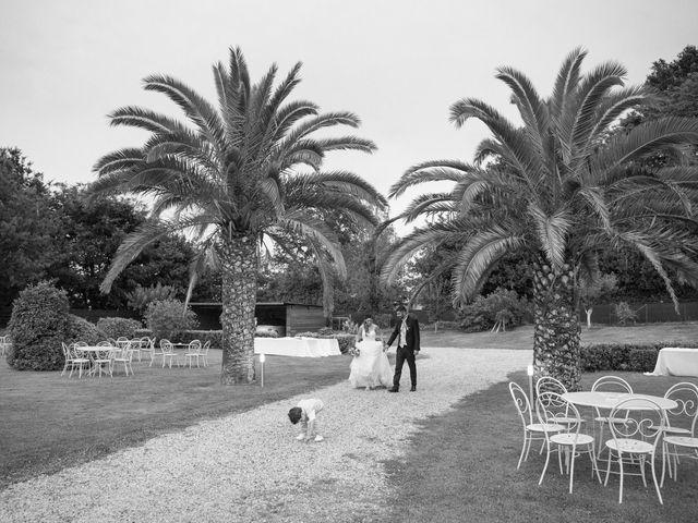 Il matrimonio di Italo e Enrica a Bracciano, Roma 61