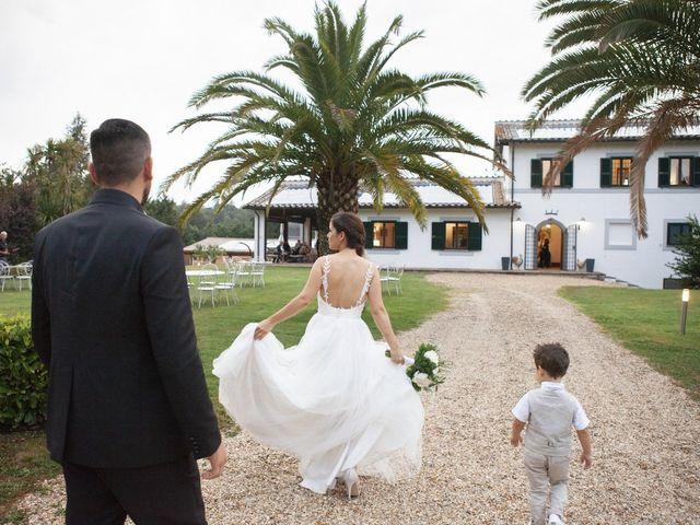 Il matrimonio di Italo e Enrica a Bracciano, Roma 62