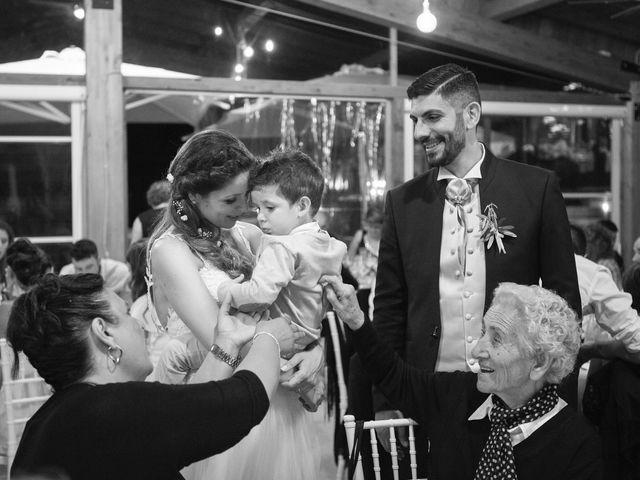 Il matrimonio di Italo e Enrica a Bracciano, Roma 72