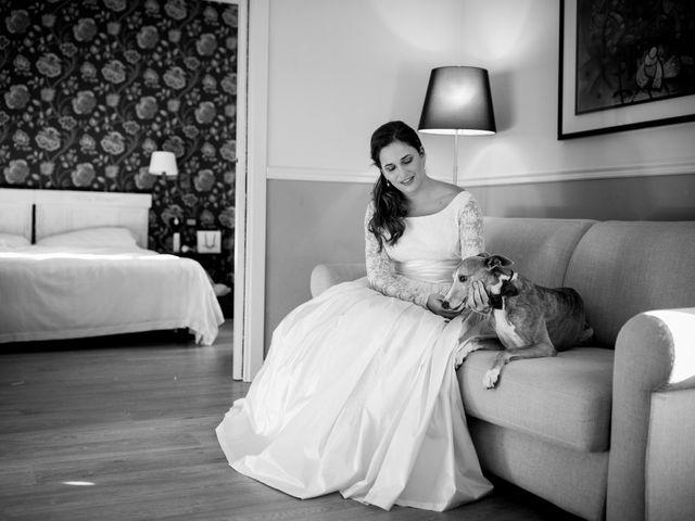 Il matrimonio di Gianluca e Giulia a Cantalupa, Torino 11
