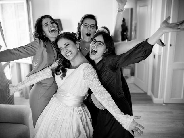 Il matrimonio di Gianluca e Giulia a Cantalupa, Torino 14