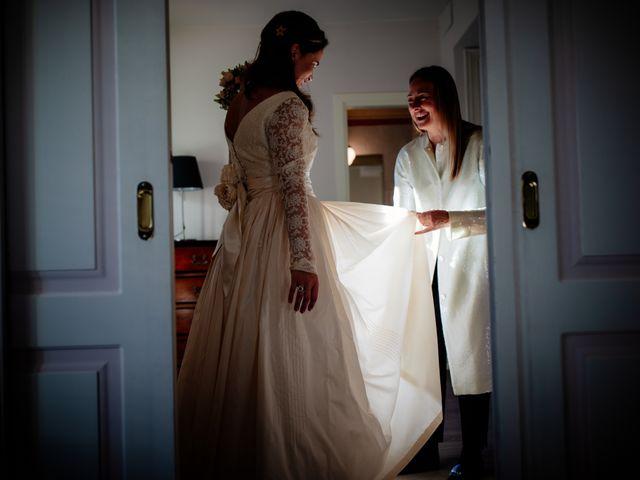 Il matrimonio di Gianluca e Giulia a Cantalupa, Torino 17