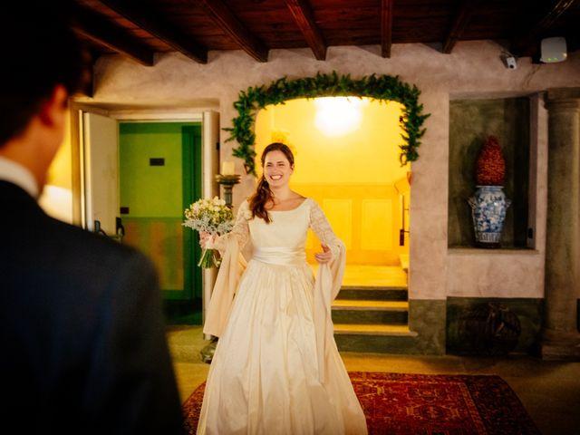 Il matrimonio di Gianluca e Giulia a Cantalupa, Torino 20