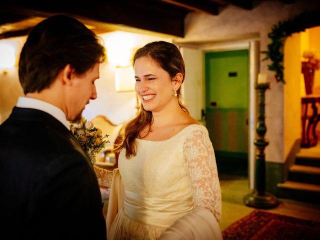 Il matrimonio di Gianluca e Giulia a Cantalupa, Torino 21