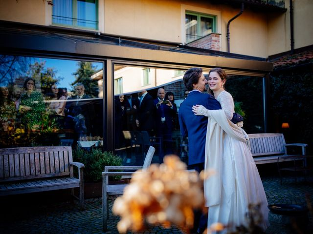 Il matrimonio di Gianluca e Giulia a Cantalupa, Torino 25