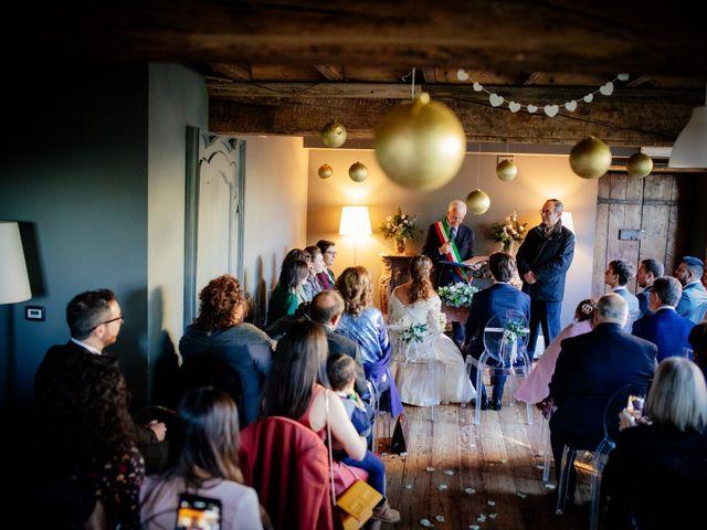 Il matrimonio di Gianluca e Giulia a Cantalupa, Torino 29