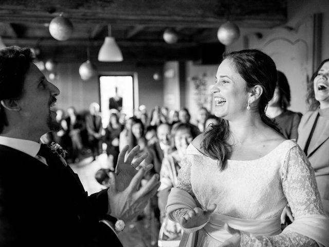 Il matrimonio di Gianluca e Giulia a Cantalupa, Torino 31