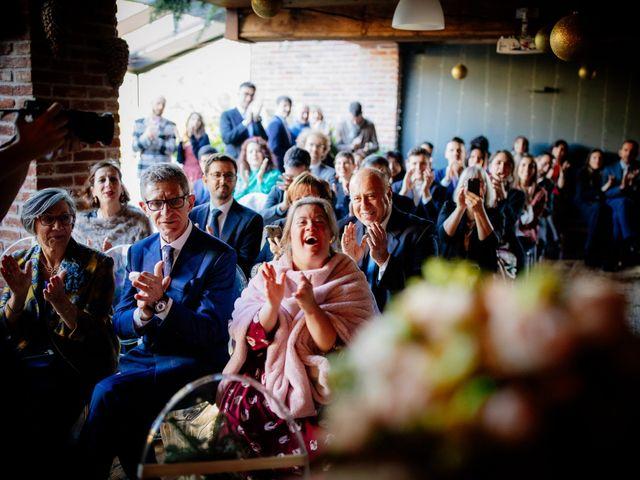 Il matrimonio di Gianluca e Giulia a Cantalupa, Torino 33