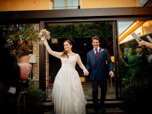 Il matrimonio di Gianluca e Giulia a Cantalupa, Torino 34