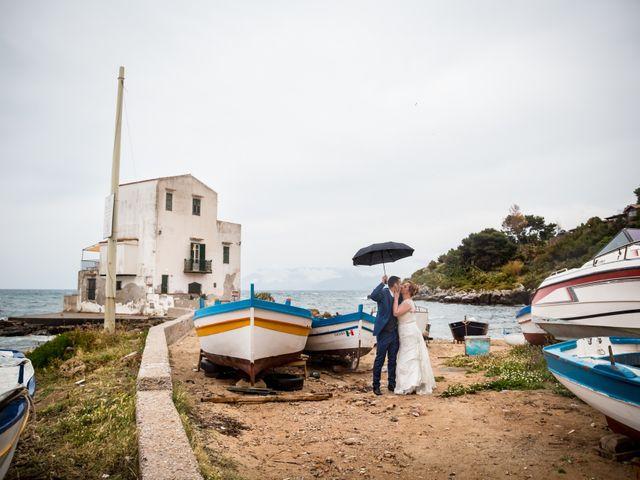 Il matrimonio di Nino e Helga a Altavilla Milicia, Palermo 1