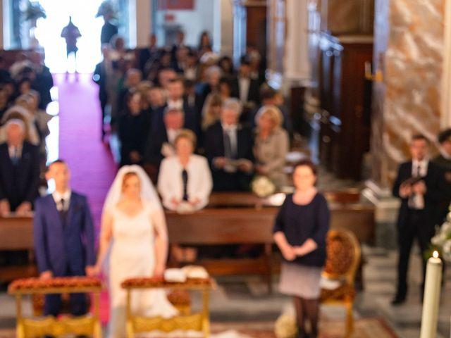 Il matrimonio di Nino e Helga a Altavilla Milicia, Palermo 12