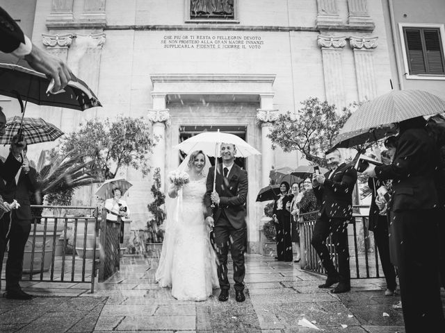 Il matrimonio di Nino e Helga a Altavilla Milicia, Palermo 13