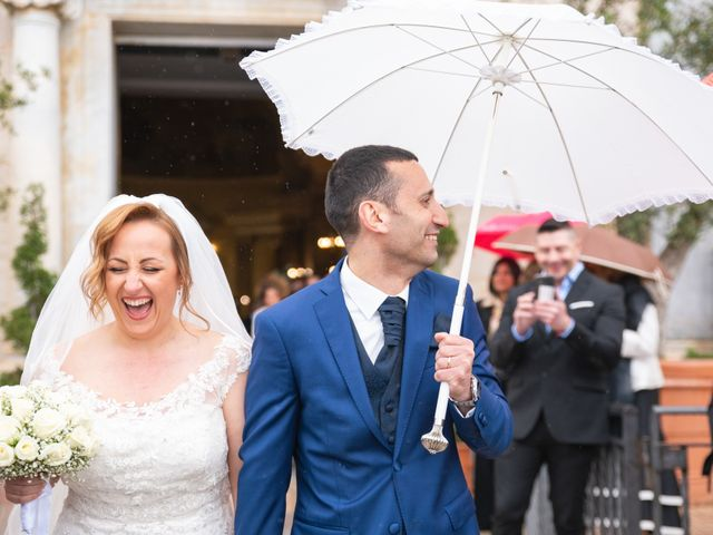 Il matrimonio di Nino e Helga a Altavilla Milicia, Palermo 14